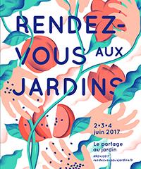 ILLUSTRATION - RDV aux jardins 2017