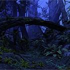 ILLUSTRATION - Visite nocturne