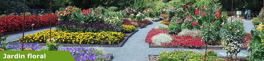 slider jardin floral